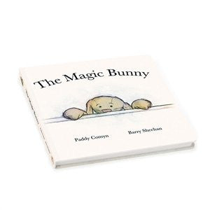 Jellycat  -The Magic Bunny Book - August Lane