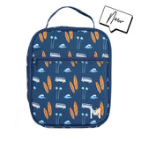 Montiico - Insulated Lunch Bag - Surfs Up - August Lane