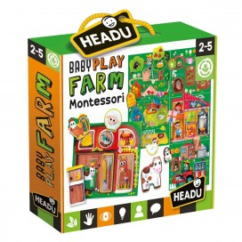 Headu - Play Farm - Montessori - August Lane