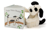 Jellycat - Puppy Makes Mischief Book - August Lane