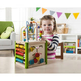 EverEarth - My First Multi-Play Activity Cube - August Lane