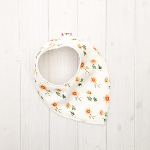 Grubbee Kids - Sunflower Bib - August Lane