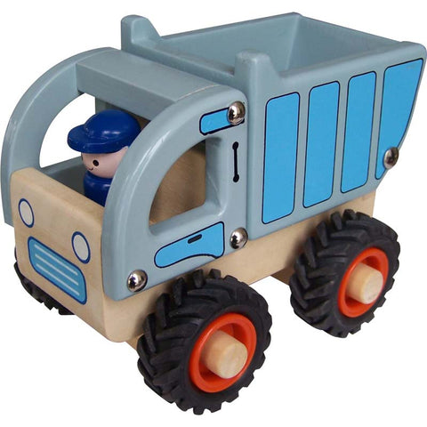 Toyslink - Wooden Dump Truck - August Lane