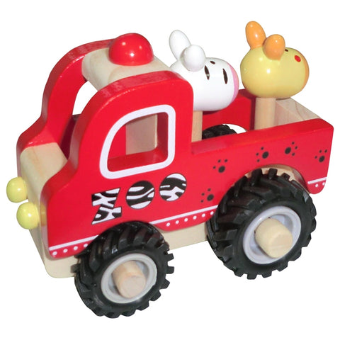 Toyslink - Zoo Truck - August Lane