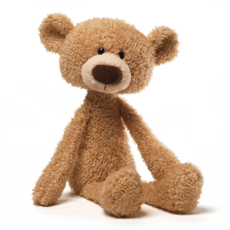 Gund- Toothpick Beige Teddy Bear- 38cm - August Lane