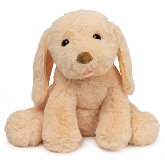 Gund - Animated My Pet Puddles Puppy - August Lane
