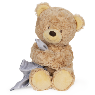 Gund - Sweet Sounds Lullaby Bear - August Lane