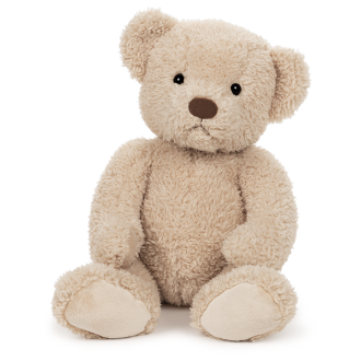 Gund- Cindy Beige Bear - Small - August Lane