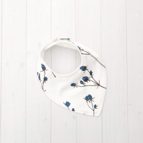 Grubbee - Dribble Bib - Wildflower