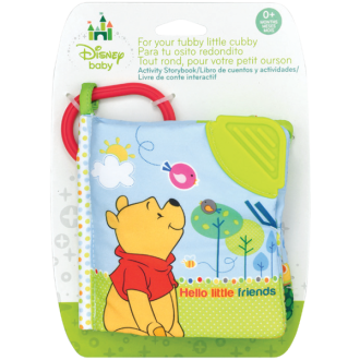 Winnie The Pooh - Soft Book - August Lane