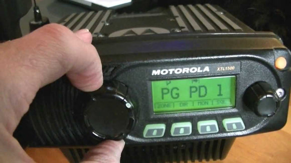 MOTOROLA XTL 1500 SERIES AND ACCESSORIES