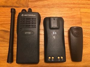 MOTOROLA CT SERIES AND ACCESSORIES