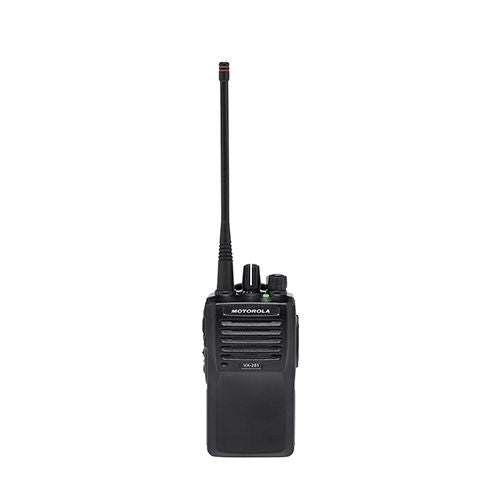 VX-261 Motorola 16 Channel Two Way Radio (UHF or VHF)