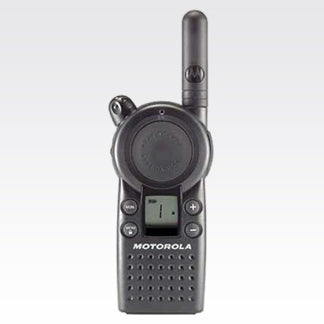 VL50 Motorola 1W UHF, 8 Channel Business 2 Way Radio
