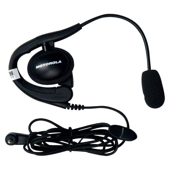 PMLN4444 Motorola Mag One Earset Boom Microphone with PTT/VOX