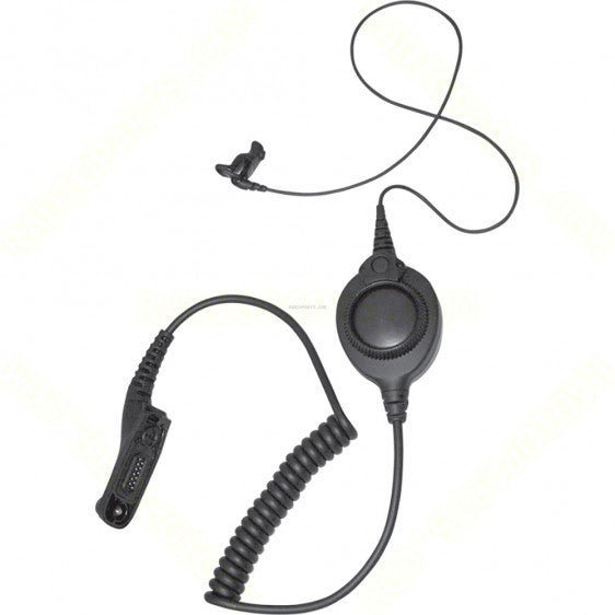PMLN5653 Motorola Ear Microphone System with Bone Conduction for APX & XPR Series Portable Radios