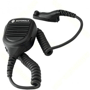 PMMN4050 Motorola IMPRES Remote Speaker Microphone with 3.5MM earjack, Noise Cancelling, Intrinsically Safe