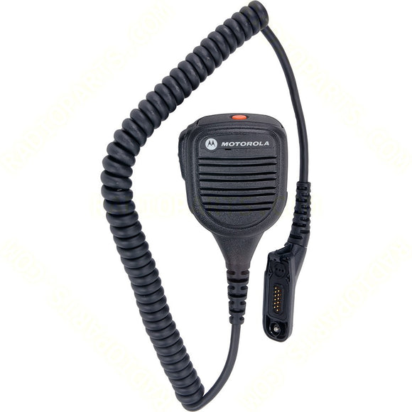 PMMN4062 Motorola IMPRES Remote Speaker Microphone, Noise Cancelling, (IP54) Not intended for Fire Markets