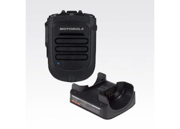 RLN6554 Motorola Wireless Remote Speaker Mic - for your high-tier radios