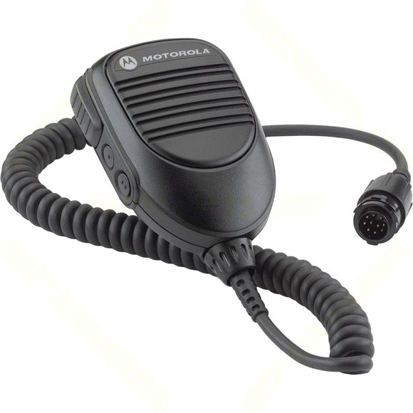 RMN5053 Motorola IMPRES Heavy Duty Microphone for MOTOTRBO Mobile Radios