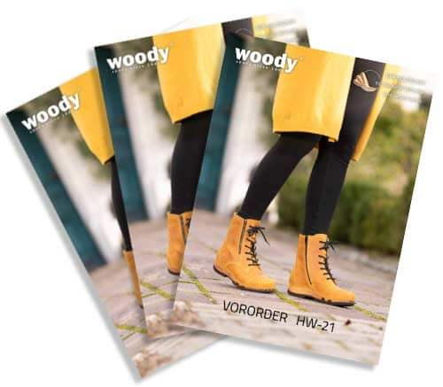 woody Vororder Herbst Winter 2021