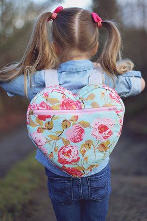 Heart Back Pack