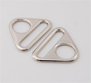 "1"" Triangle Rings, 2 colours"