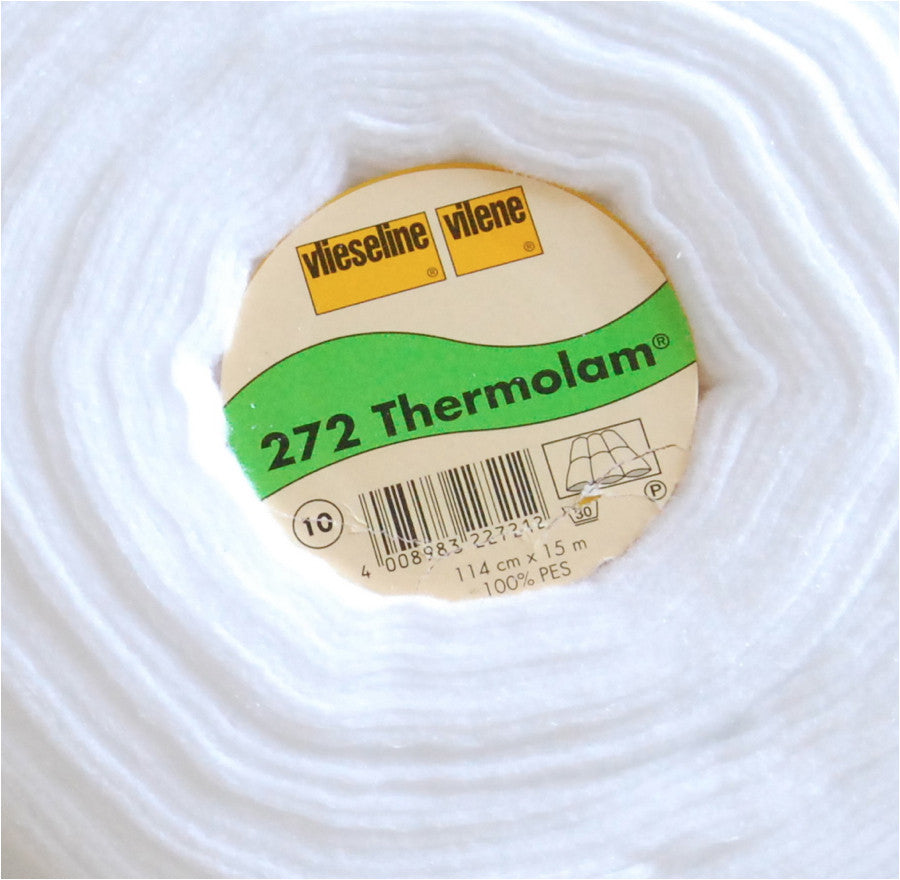 Vilene 272 Thermolam Compressed Fleece - NEW WIDTH