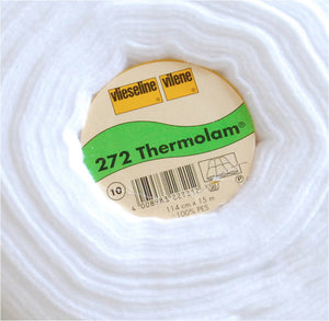 Vilene 272 Thermolam Compressed Fleece