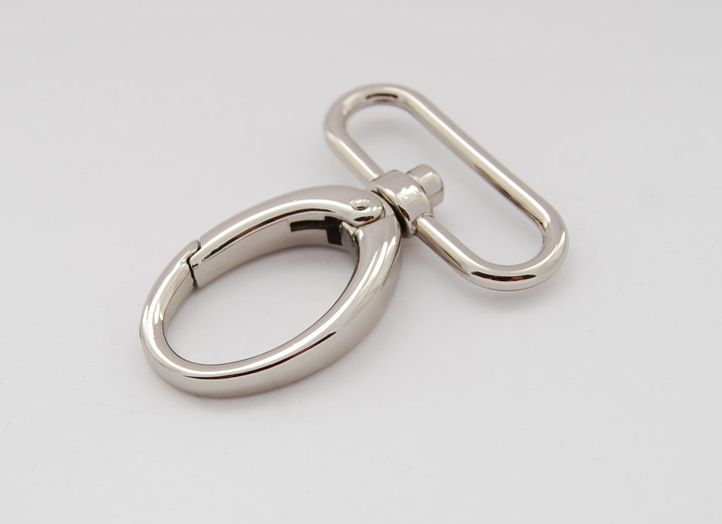 Egg Shape Snap Hooks available in two sizes
