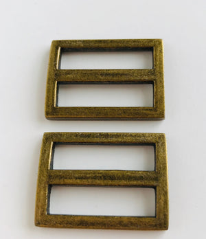 "1"" Slider in Antique Brass Colour"