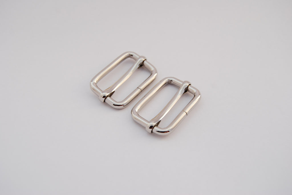 "1"" Slider buckle x Two Colours"