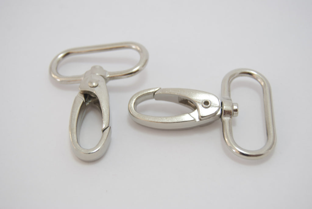 "1 1/4"" Swivel Snap Hook, Two Colours"