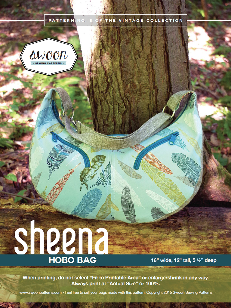 Swoon Sheena Hobo Bag Hardware Kit