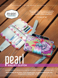Swoon Pearl Wallet Clutch Hardware Kit