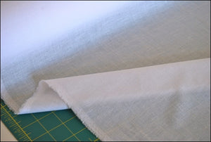 Medium Woven Interfacing, White - Equivalent to Pellon Shape-Flex 101