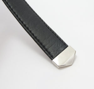 Pointed Strap End Covers
