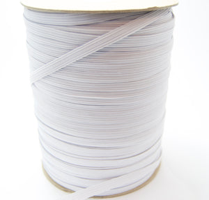 4mm Narrow Flat Elastic Cord