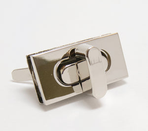 Rectangle Turn Lock - 35mm wide