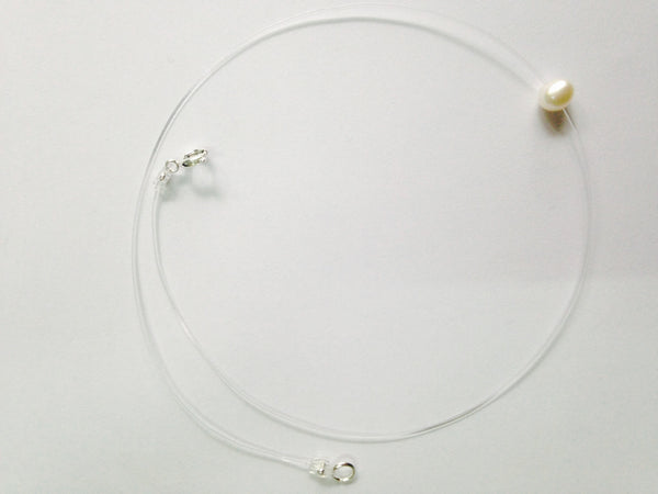 Illusion Fresh Water Pearl Necklace