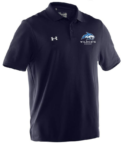 UA Men's Team Armour Polo W