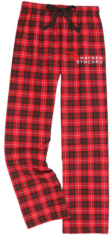 Boxer Craft Red Flannel Pant