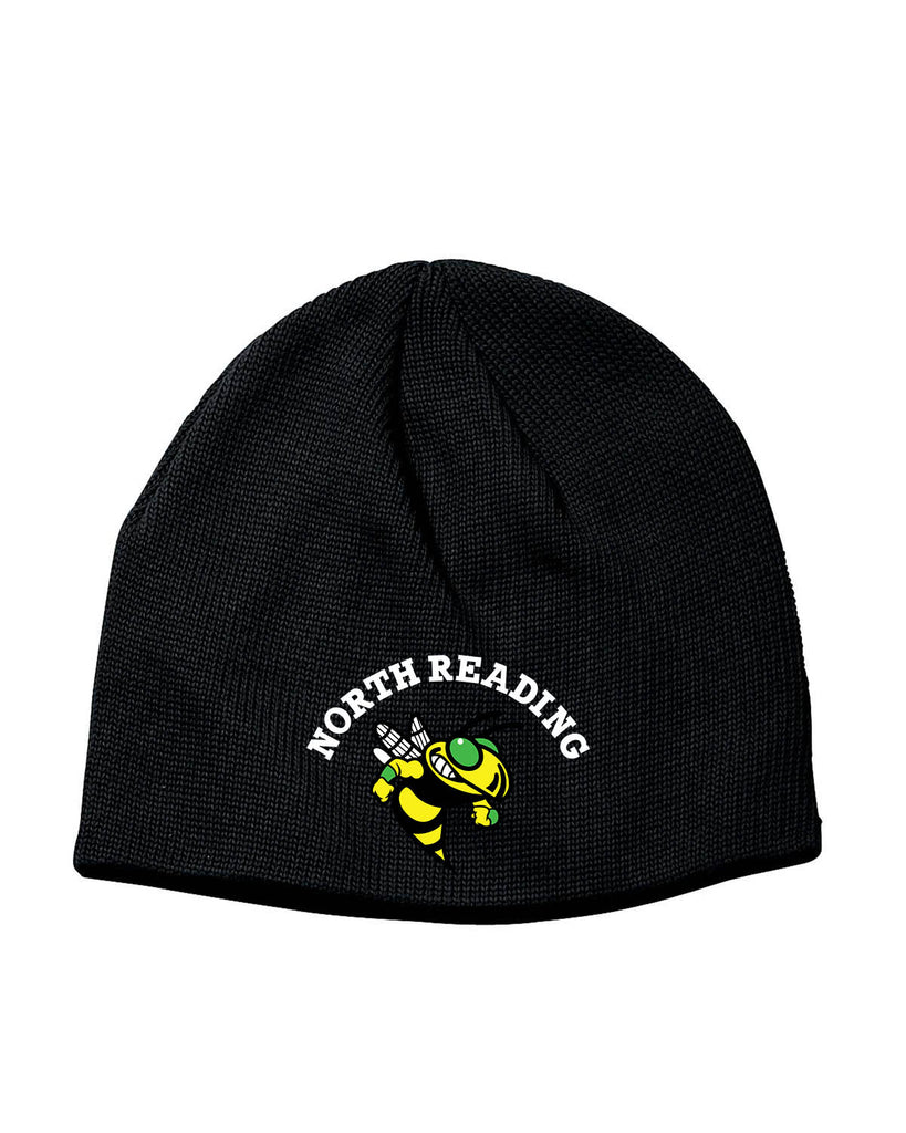econscious Organic Beanie With NR logo embroidered NRT
