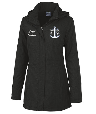 Charles River Journey Parka