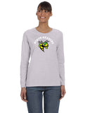 Gildan Ladies' Long-Sleeve T-Shirt NRT