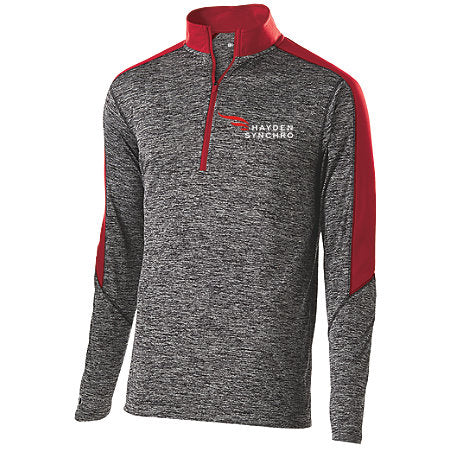 Men's and Youth ELECTRIFY 1/2 ZIP PULLOVER
