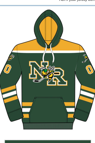 Champro Sports Sublimated Hood NRYH