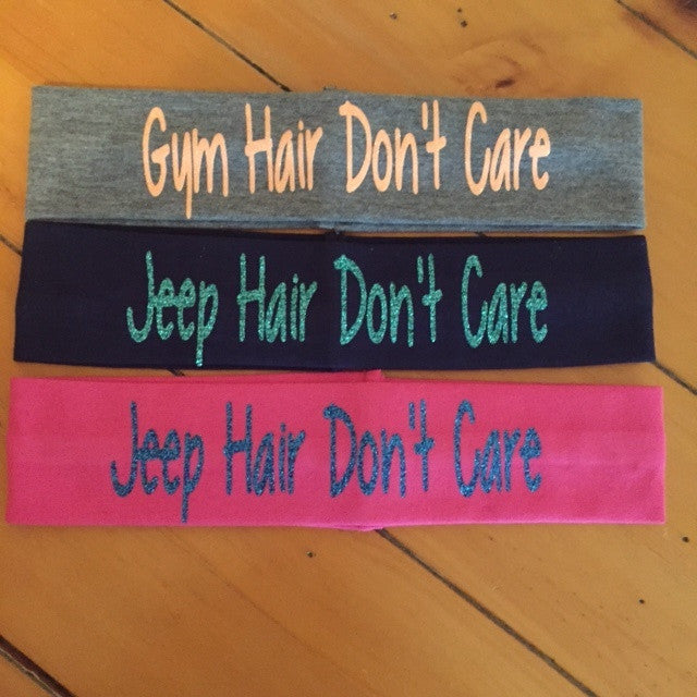 Custom Stretch Headband Great for Cheer 7ea48d1b390