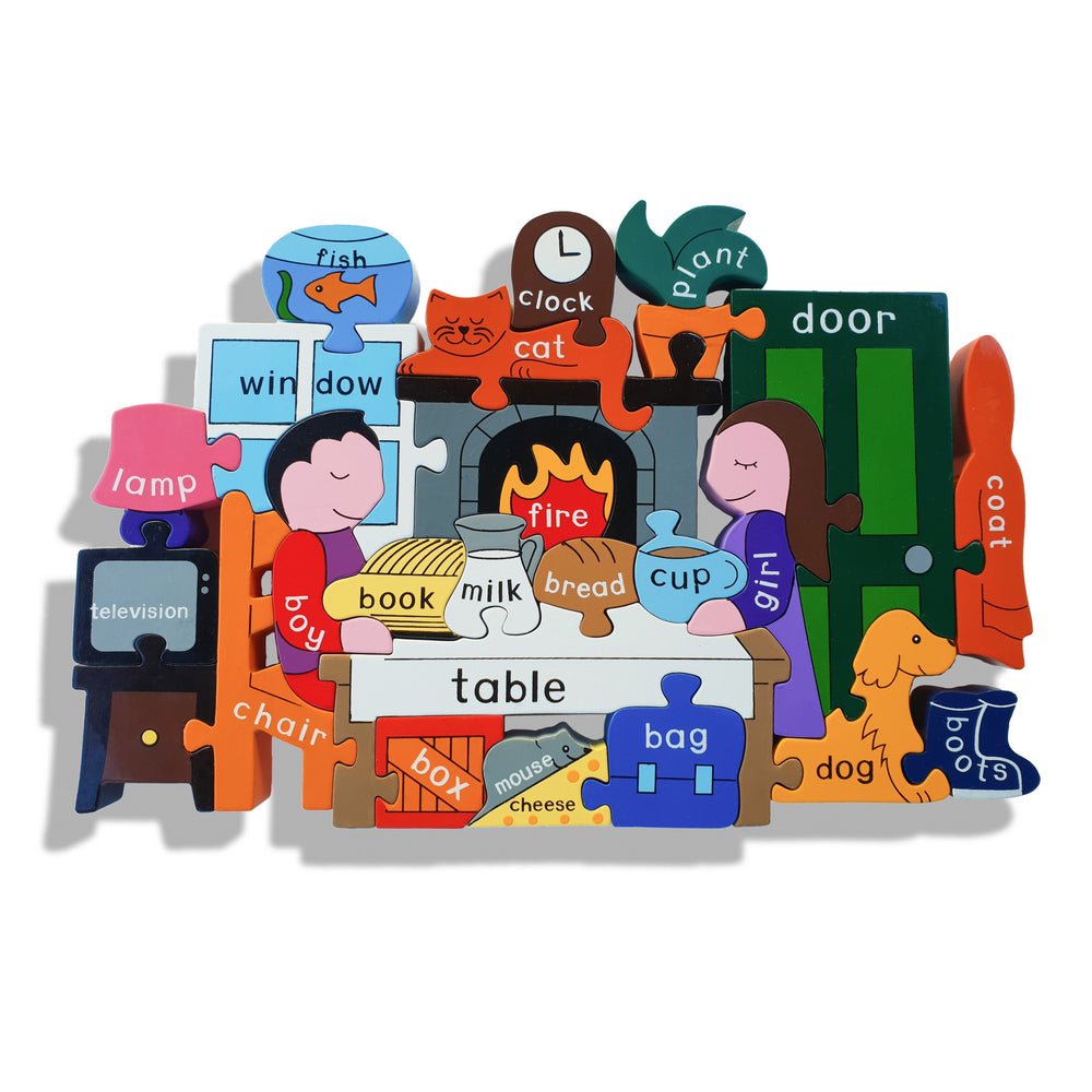 At Home Jigsaw Puzzle