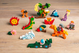 Alphabet Sun and Moon Jigsaw & Playset Pieces 2